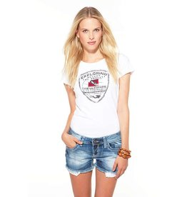 SSI SSI T-Shirt Exploring Lady