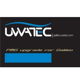 Uwatec PMG Upgrade voor Galileo