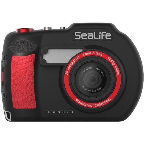 Sealife Sealife DC2000 camera met behuizing