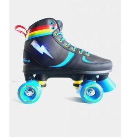 Move Rollerskates Quad Power Rainbow