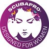 Scubapro Scubapro Purple Mermaid korte mouw Lady