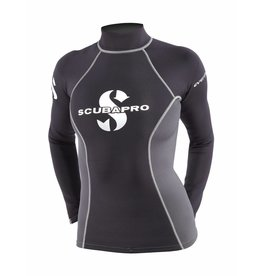 Scubapro Scubapro Everflex Long Sleeve Rash Guard Lady