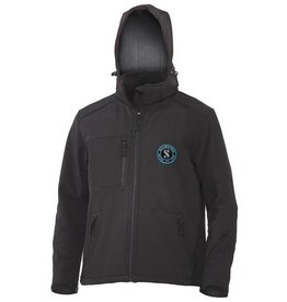 Scubapro Scubapro Soft Shell Hooded Jacket