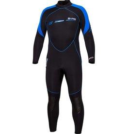 Bare Bare 7mm Sport S-Flex Full Blue Men