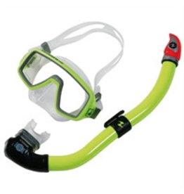 AquaLung Snorkelsets Ventura Midi TS + Zephyr P/V Bambino