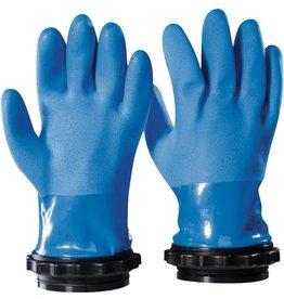 Bare Bare Dry Gloves & Docking Ring Set droogpakhandschoen