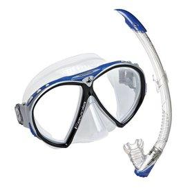 AquaLung Aqualung Set Favola + Zephyr BLU Masker + Snorkel