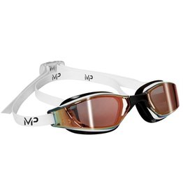 Aqua Sphere Aqua Sphere Xceed Multilayer Gold Lens White/Black zwembril