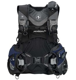 AquaLung Aqua Lung Axiom i3 Black/Navy/Grey Trimjacket