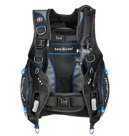 AquaLung Aqua Lung Pro HD Black/Charcoal/Blue Trimvest
