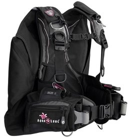 AquaLung Aqua Lung Lotus I3 Black/Silver/Pink Trimvest