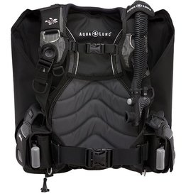 AquaLung Aqua Lung Lotus Black/Charcoal BCD