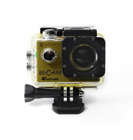 Best Divers ACTION CAMERA PRO BECAM 4K ULTRA HD GOLD