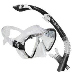 AquaLung Aqua Lung Magelan + Atlantis GoPro Black Snorkelset