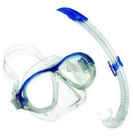 AquaLung Aqua Lung Coral LX + Airflex LX Blauw