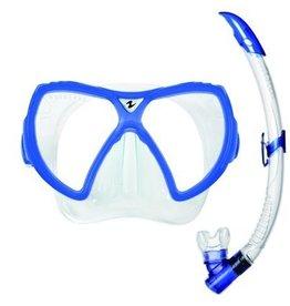 AquaLung Aqua Lung Visionflex LX + Airflex Purge LX Blue