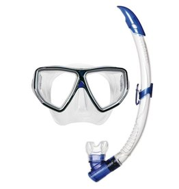 AquaLung Aqua Lung Oyster LX + Airflex Purge LX Blauw