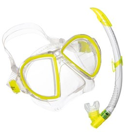 AquaLung Aqua Lung Duetto LX + Airflex Purge LX Yellow