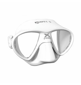 Mares Mares X Free dive Masker Wit