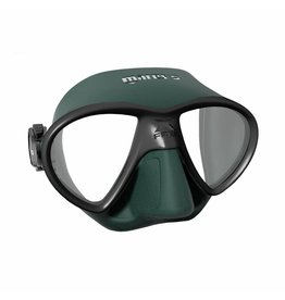 Mares Mares X Free dive Masker Groen / Zwart