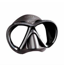 Mares Mares X-VU Liquidskin masker Grijs / Zwart