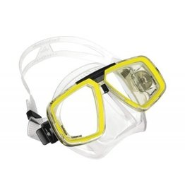 AquaLung AquaLung Look TS Dive Mask Lime