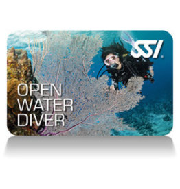 SSI Open Water Diver Cursus
