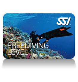 SSI Level 1 Freedive Cursus