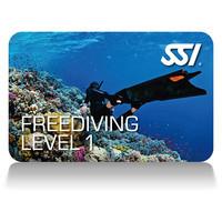 SSI Level 1 Freedive Cursus SSI