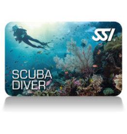 SSI Scuba Diver Cursus