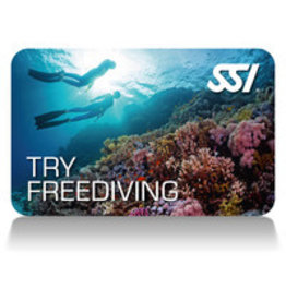 SSI Try Freediving