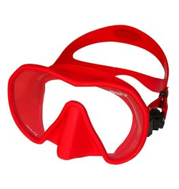 Beuchat Beuchat Maxlux S Mask Red