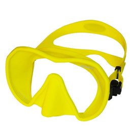 Beuchat Beuchat Maxlux S Mask Fluo Yellow