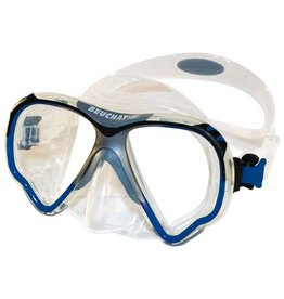 Beuchat Beuchat VIEW-MAX 2 HD Optical Masker Blauw