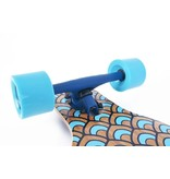 "Tempish Longboard Tempish Nautical 41"" Bamboo"