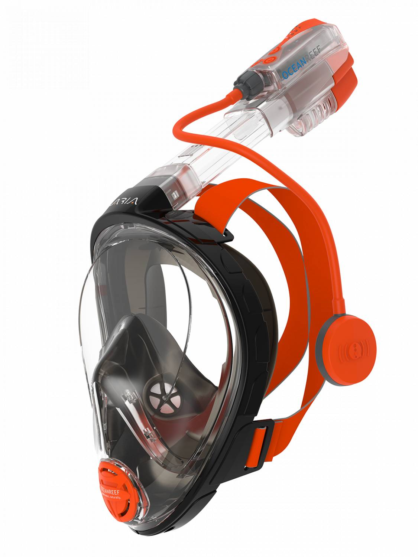 Snorkie Talkie Aria Ocean Reef Masker Communicatie systeem