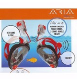 Ocean Reef Snorkie Talkie Aria Ocean Reef Masker Communicatie systeem