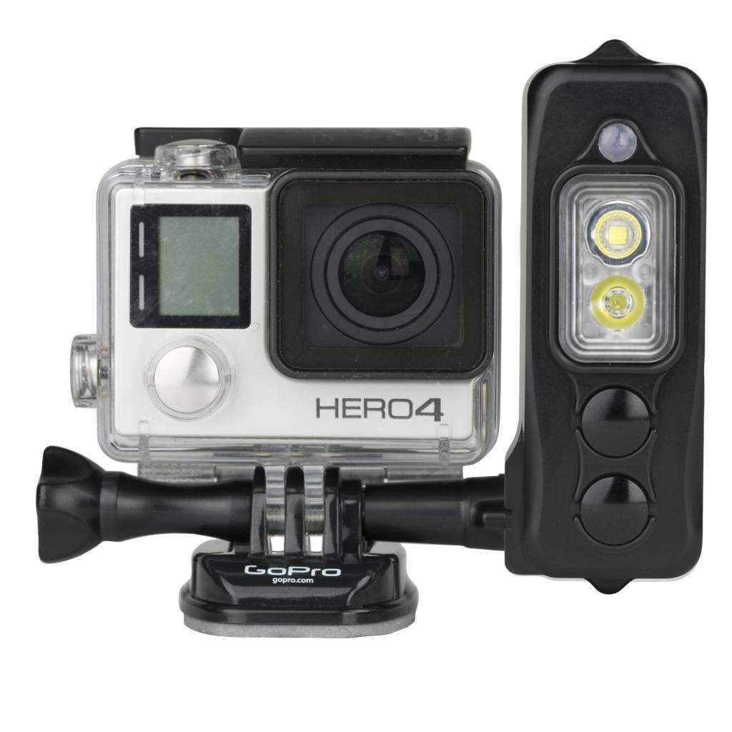 Light & Motion Light & Motion Sidekick Duo Spot en Flood voor Action Cams