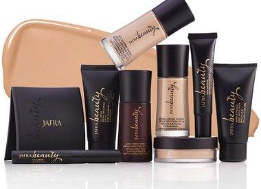 Jafra Set Make Up