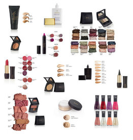 Jafra DELUXE Make Up SET II | 10 Produkte