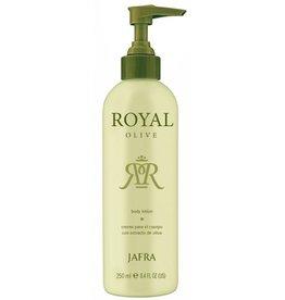 Jafra Royal Olive Körperlotion | Spenderflasche | 250 ml