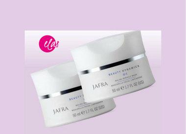 Jafra Peeling, Masken & mehr