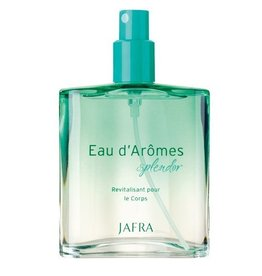 Jafra Eau d'Arômes Splendor Körperspray | Glassprühflakon | 100 ml