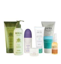 Jafra DELUXE Body SET | 7 Produkte