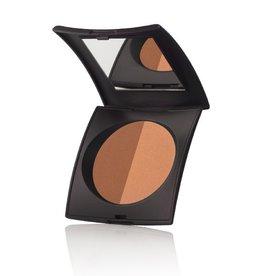 Jafra Cosmetics Jafra Duo Bronzing Puder | Spiegeldose 9 g