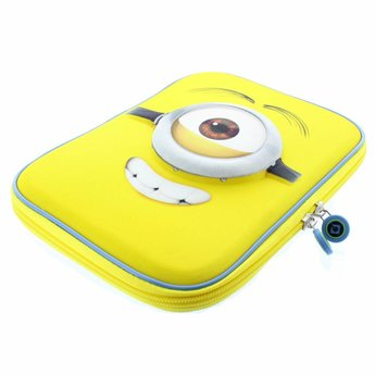 "Minions yellow eye tablet case (7/8"")"
