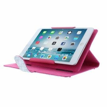 "Hello Kitty zilveren tablet case (7/8"")"