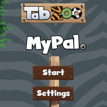 "TabZoo Tijger tablet case + app (7/8"")"