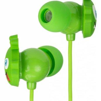 My Doodles Alien in-ear koptelefoons