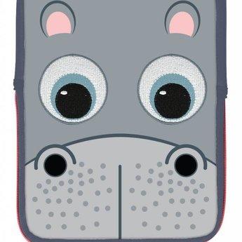 """TabZoo Nijlpaard tablethoes (10/11"""")"""